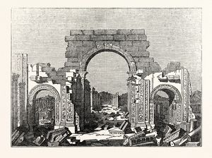 Arch at Palmyra