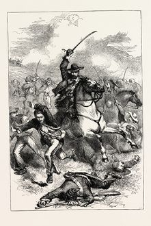 The Battle of Buena Vista, also known as the Battle of Angostura, saw the United States
