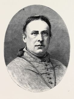 CARDINAL HOWARD, THE NEW ARCH-PRIEST OF ST. PETER'S, ROME