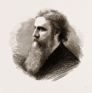 GEORGE MACDONALD, AUTHOR OF 'ST. GEORGE AND ST